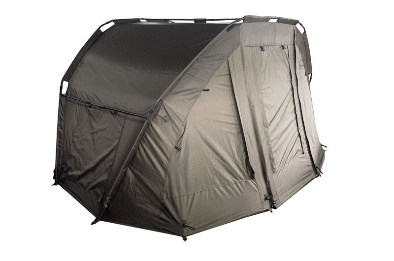 Angelzelte, Bivvy Carpline24 Economic 2 Mann Angelzelt, Brolly