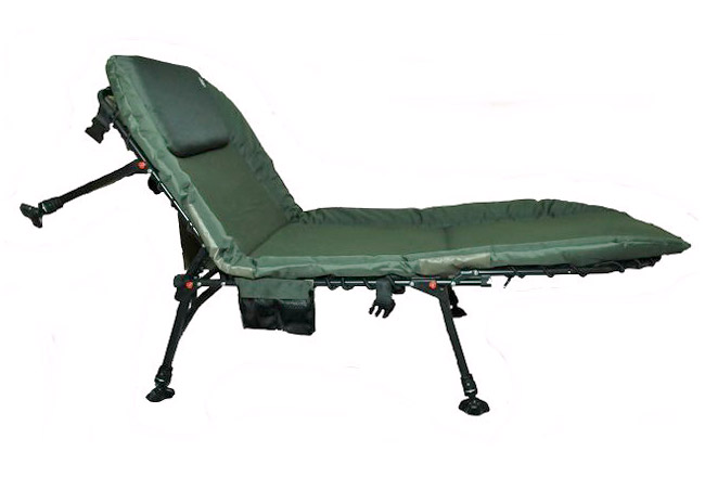 Angelliegen, Ehmanns-fishing PRO-ZONE Kingsize Bedchair